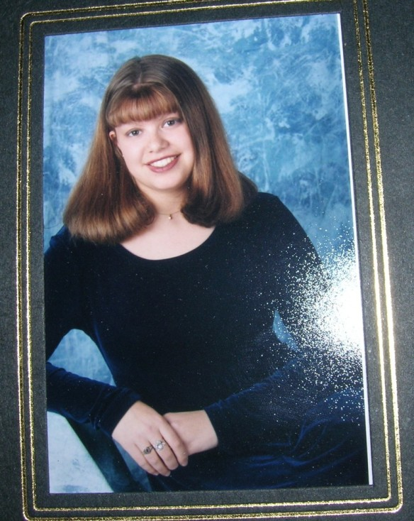 Senior Picture 1998